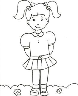 desenhos para colorir meninas dicas pais e filhos