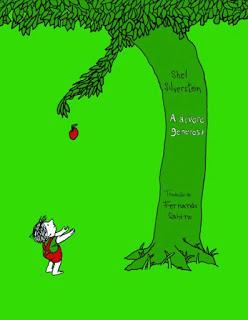 Livro A Arvore Generosa Dicas Pais E Filhos