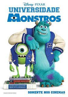 Universidade Monstros – Estréia no Cinema