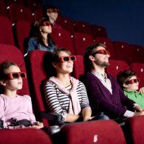 5 cuidados que você deve ter ao assistir filme 3D