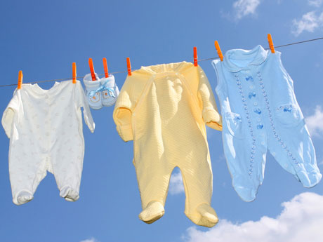 Resultado de imagem para produtos infantis para lavar roupas