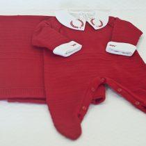 A cor da roupa da maternidade