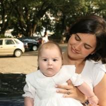 Batizado Menina – Luisa