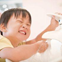 Queimaduras em Crianças