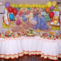 Festa 1 ano da Luisa – Pooh
