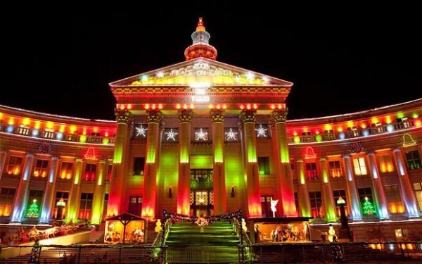 Prefeitura de Denver, capital do estado estadunidense do Colorado.