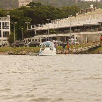 FloatBalls: Bolas flutuantes a nova atração na Lagoa