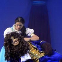 """O Musical Infantil inédito """"Um conto sobre A Bela e a Fera"""" no Teatro Fashion Mall"""