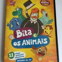 DVD Bita e os Animais