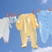 A importância dos cuidados na lavagem de roupas de bebês