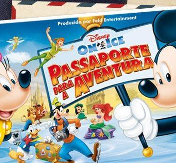 Disney On Ice – Começa hoje no Rio de Janeiro!