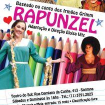 Grupo Gattu reestréia Rapunzel