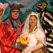 O casamento da Dona Baratinha – Curta Temporada!
