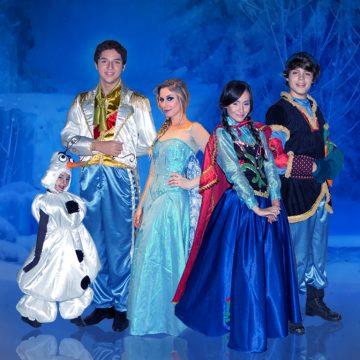 """""""Uma Aventura na Neve – O Musical"""" – Fashion Mall!! – Temporada Prorrogada até Novembro"""