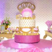 Festa da Princesa Ana Luiza 2 anos