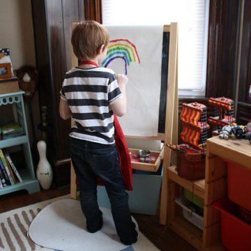Como incentivar as crianças a se divertirem sem os eletrônicos