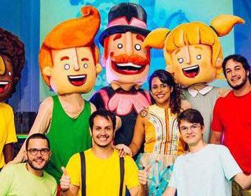 Espetáculo Bita e os Animais estreia turnê nacional em Pernambuco