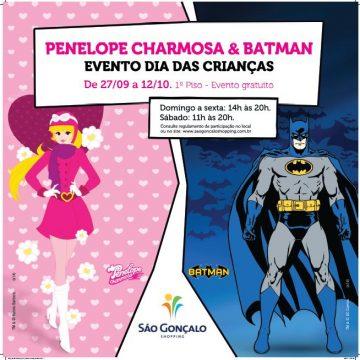 São Gonçalo Shopping promove atração especial para o Dia das Crianças