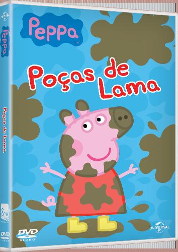 Foto DVD Peppa Pig