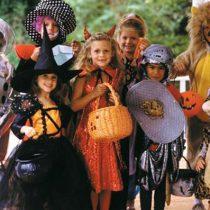 Halloween: Por trás das fantasias