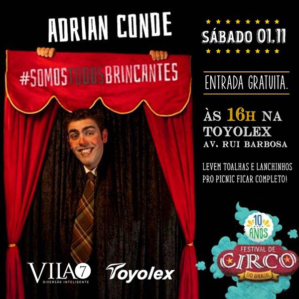 Festival do Circo na Vila 7