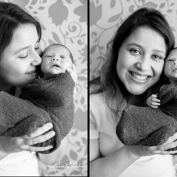 O dia que saí para fotografar uma gestante e fotografei um parto