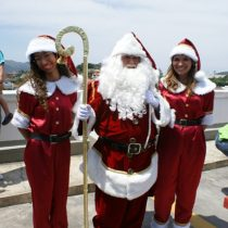 Papai Noel chegará no Passeio Shopping neste sábado (25)