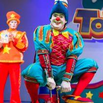 Topetão faz apresentação gratuita no Kinoplex do Shopping Tijuca no Dia das Crianças