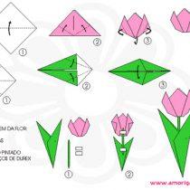 Origami: dobraduras de papel para crianças