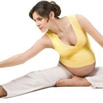 Fisioterapia na gravidez
