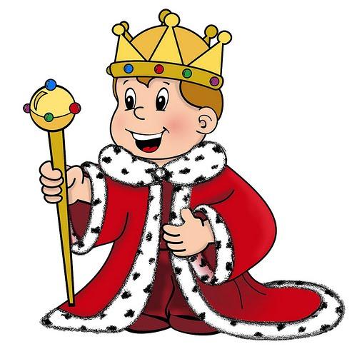Criança Rei