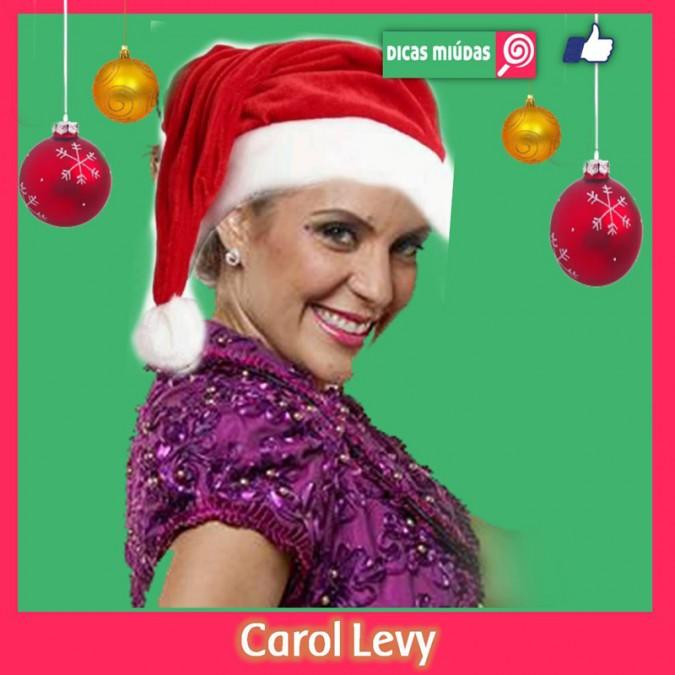 Clubinho de Natal - Carol Levy