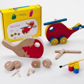 Brinquedos diferentes