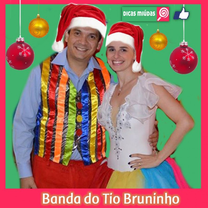 Clubinho de Natal: Tio Bruninho