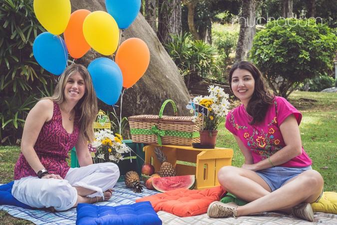 Festa Piquenique - Dicas Pais e Filhos
