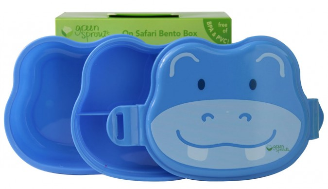 Bento Box Infantil – Green Sprouts