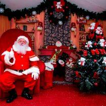 Natal no São Gonçalo Shopping