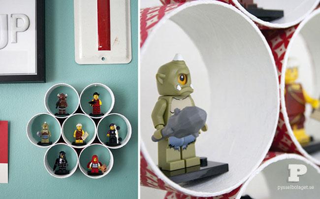 7 Formas Criativas de reutilizar rolos de papel