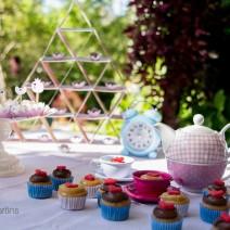 Festa Infantil: Chá da Alice