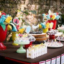 Festa Infantil: Jardim
