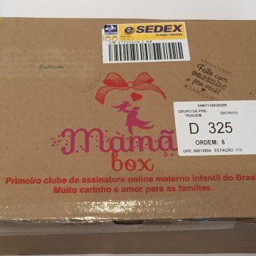 Dicas Pais e Filhos recebeu a Caixinha Mamãebox