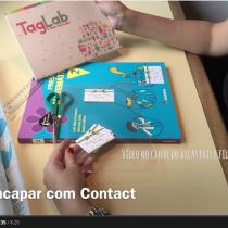 Vídeo: Dicas de como encapar com Contact