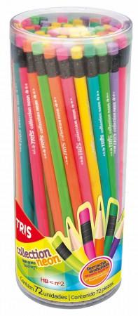 Lápis Colorido – Tris Collection Colors
