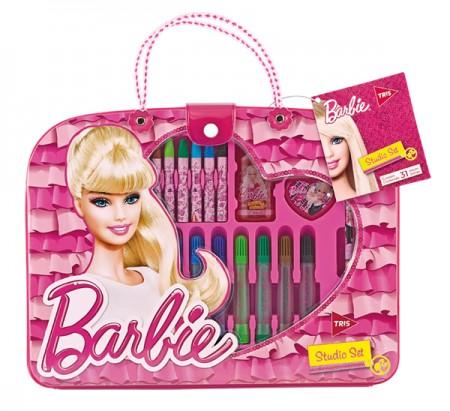 Studio Set Barbie