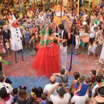 Carnaval no Via Parque Shopping