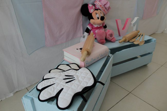 Festa Infantil: Minnie Confeiiteira