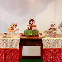 Festa Infantil: Festa de Gêmeos Fazendinha