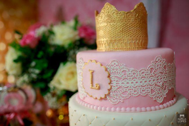 Festa Infantil: Festa de Princesa