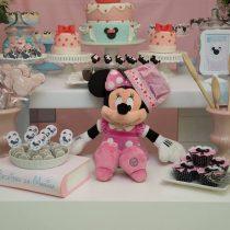 Festa Infantil: Minnie Confeiteira