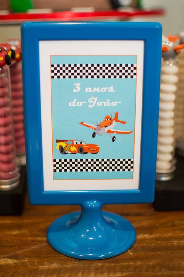 Festa Infantil: Festa Carros e Aviões(1)